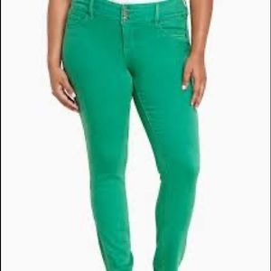 Torrid Stretchy Jeans